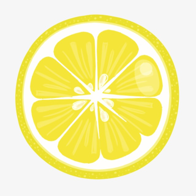 Lemon PNG.