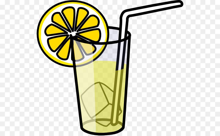 Lemon Tea clipart.
