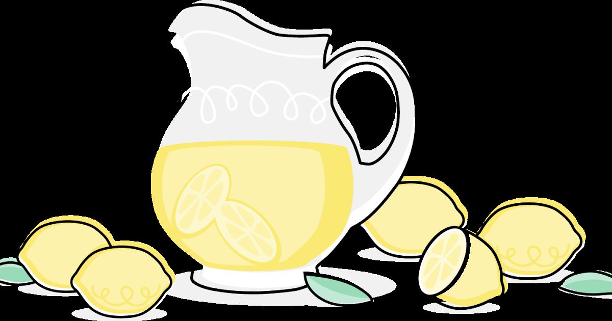 Free Glass Of Lemonade Clip Art, Lemonade Free Clipart.