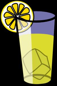 Lemonade clipart.