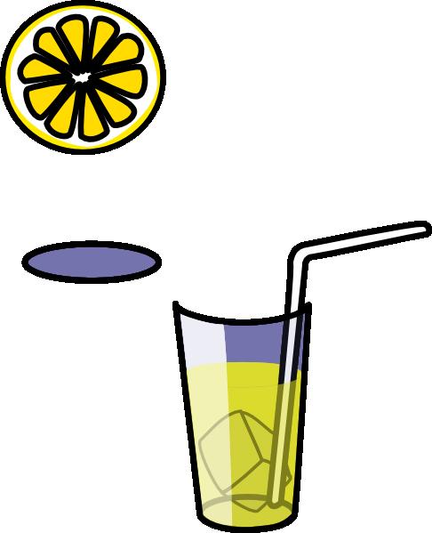 Glass Of Lemonade Clip Art at Clker.com.