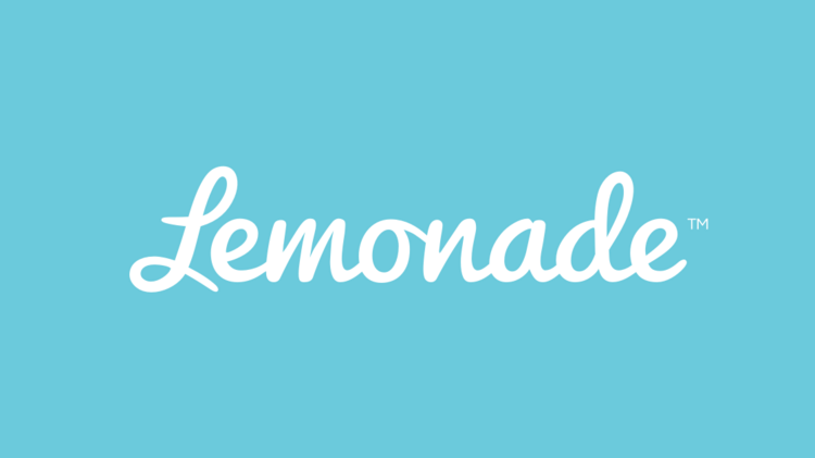 Lemonade insurance launches in a new state.