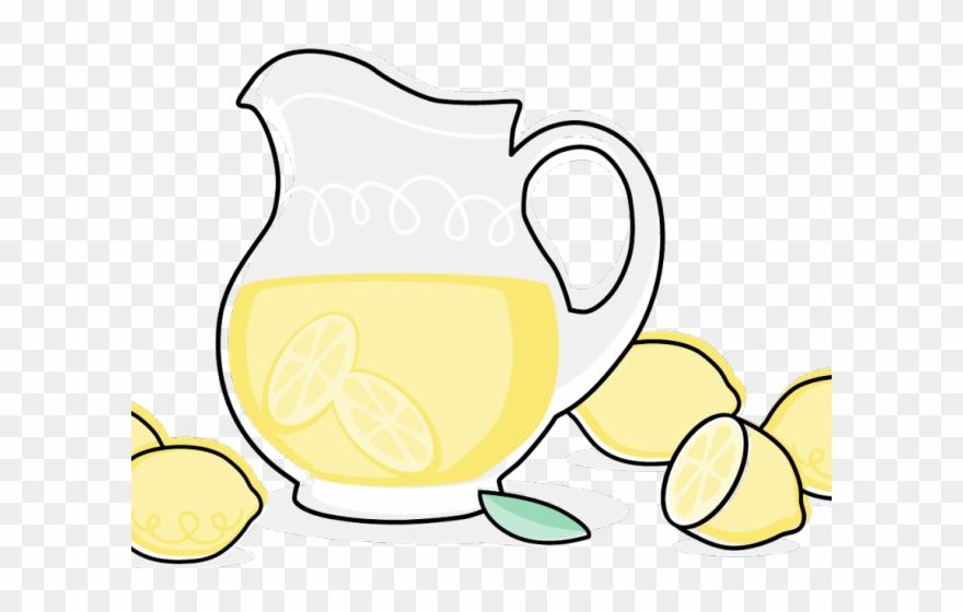 Pitcher Clipart Lemonade.