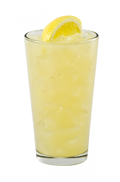 Fresh Handcrafted Lemonade.
