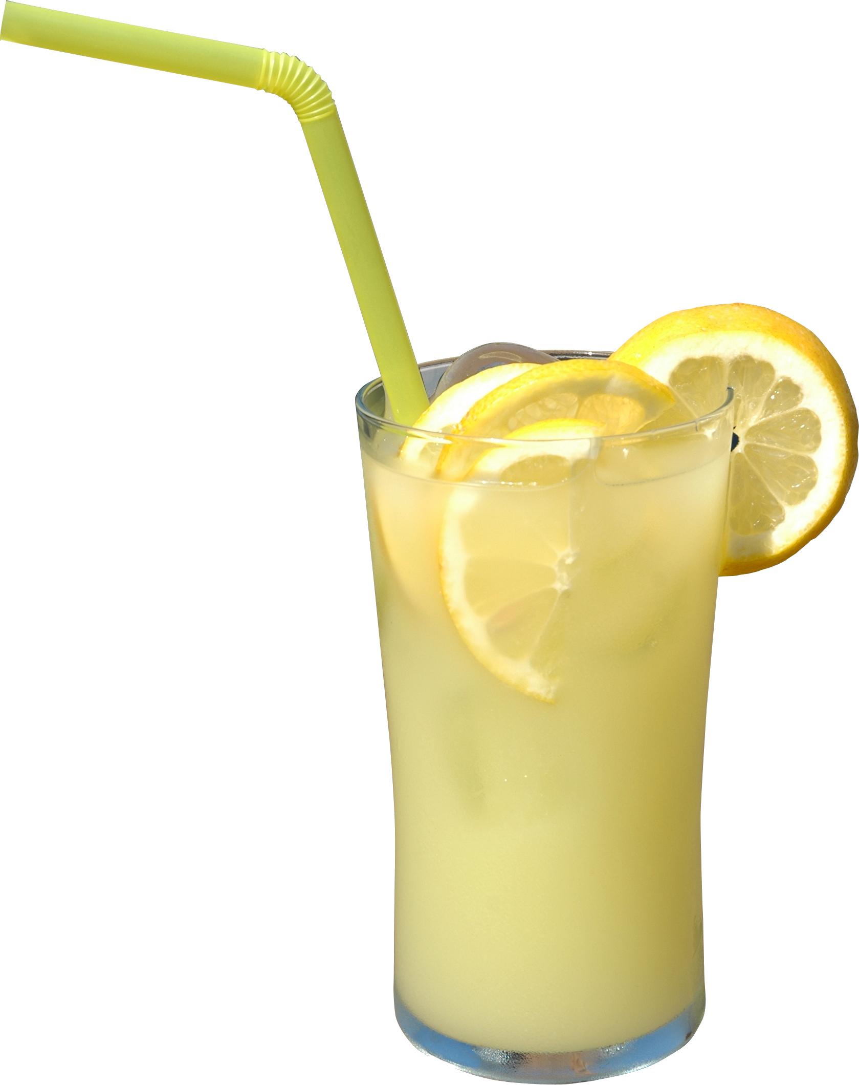 Lemonade PNG Image.