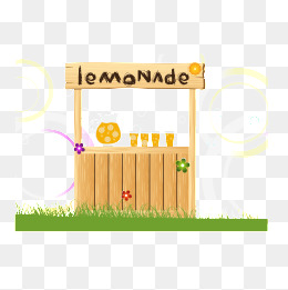 Lemonade Stand Png, Vector, PSD, And Cli #539743.