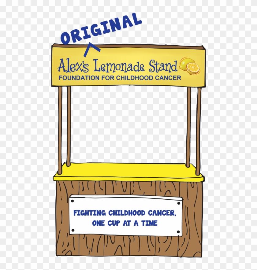 Alex's Lemonade Stand, HD Png Download.