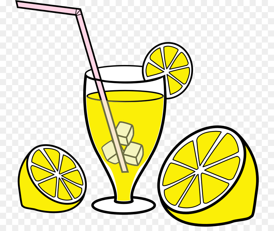 Lemon Tea clipart.