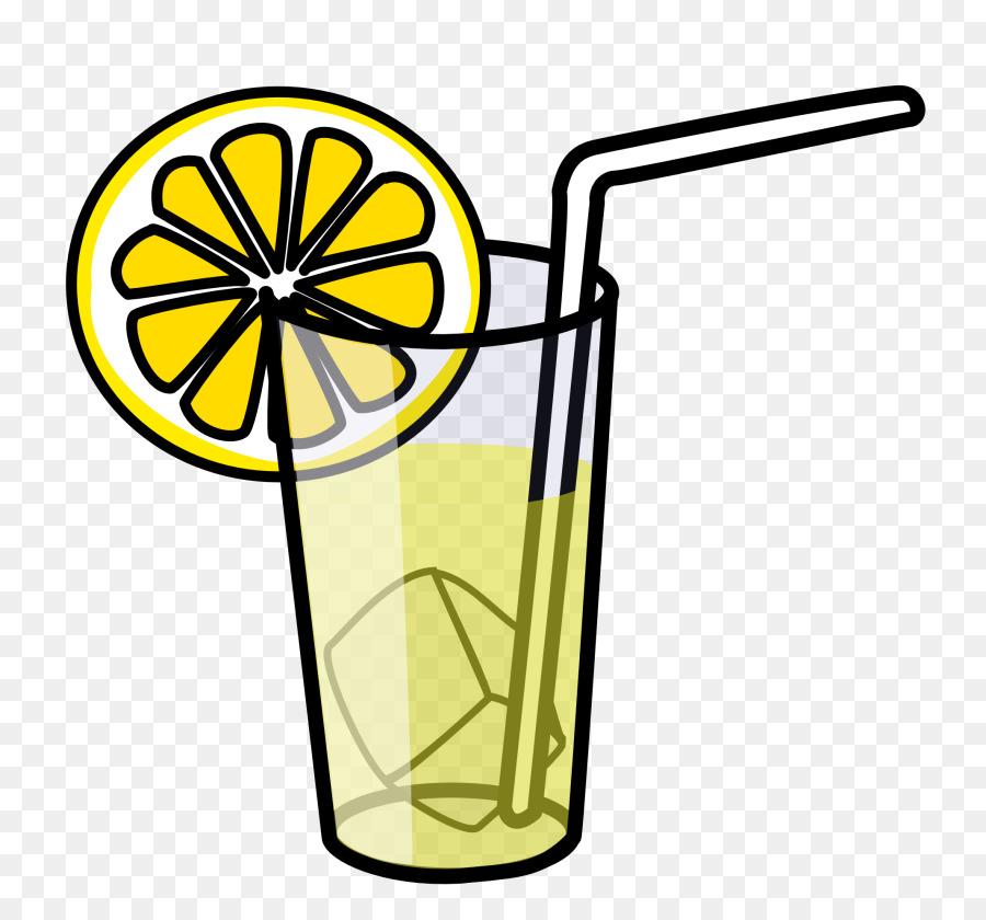 Lemon Juice clipart.