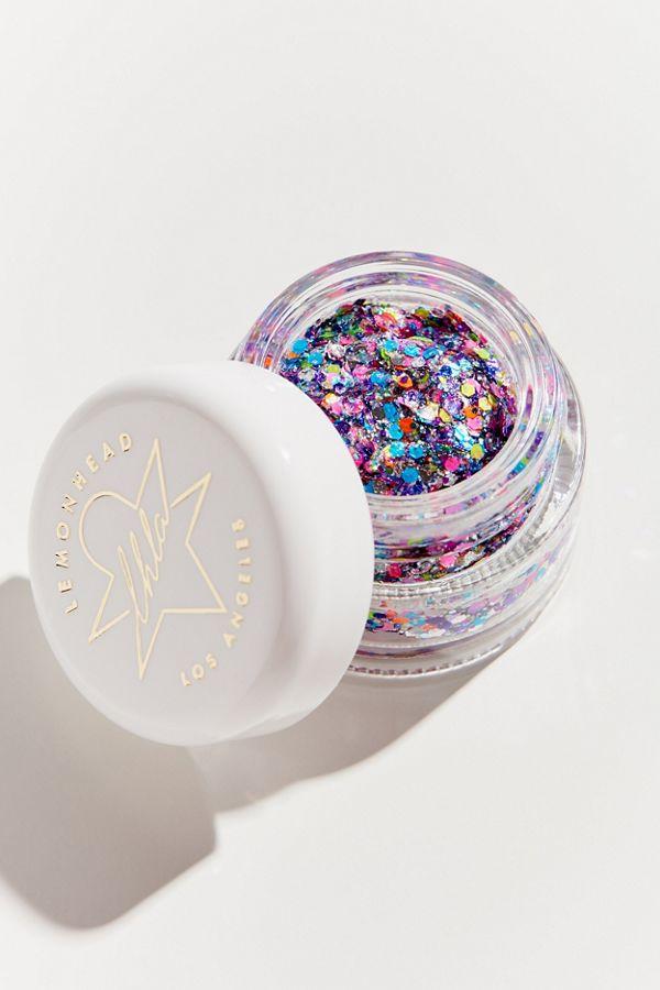 LEMONHEAD.LA UO Exclusive Spacejam Glitter Balm.