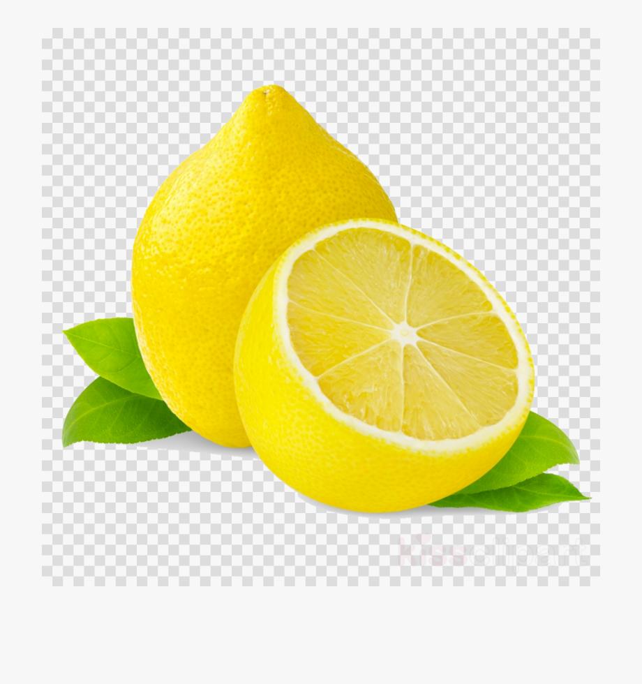 Lemons Clipart Bitter Food Citrus Fruit.