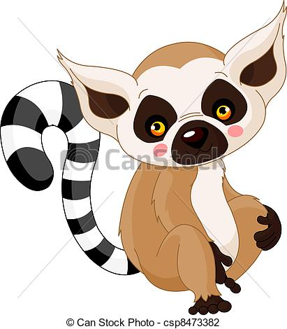 Lemur Illustrations and Clipart. 697 Lemur royalty free.