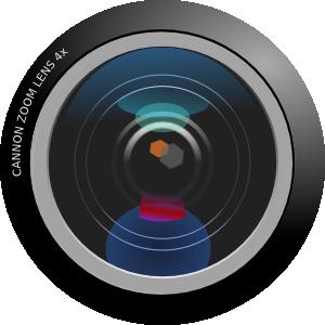 Camera Lens Clip Art at Clker.com.