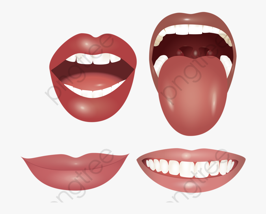 Mouth Clipart Eating.