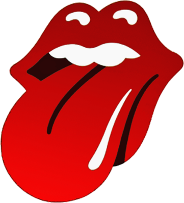 Rolling Stones Silhouette at GetDrawings.com.