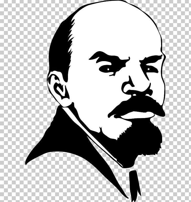 Vladimir Lenin PNG, Clipart, Animals, Art, Artwork, Black.