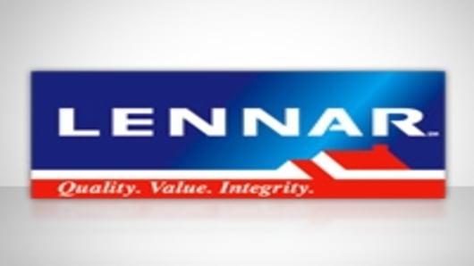 Lennar Shares Jump After Earnings Top Estimates.