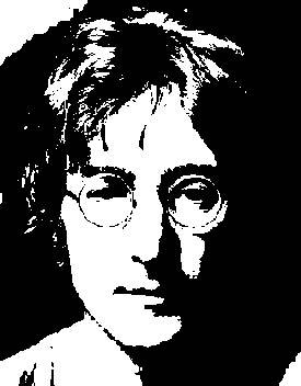 John Lennon Clipart.