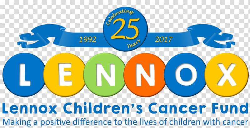 Lennox Children\\\'s Cancer Fund Fundraising Donation.
