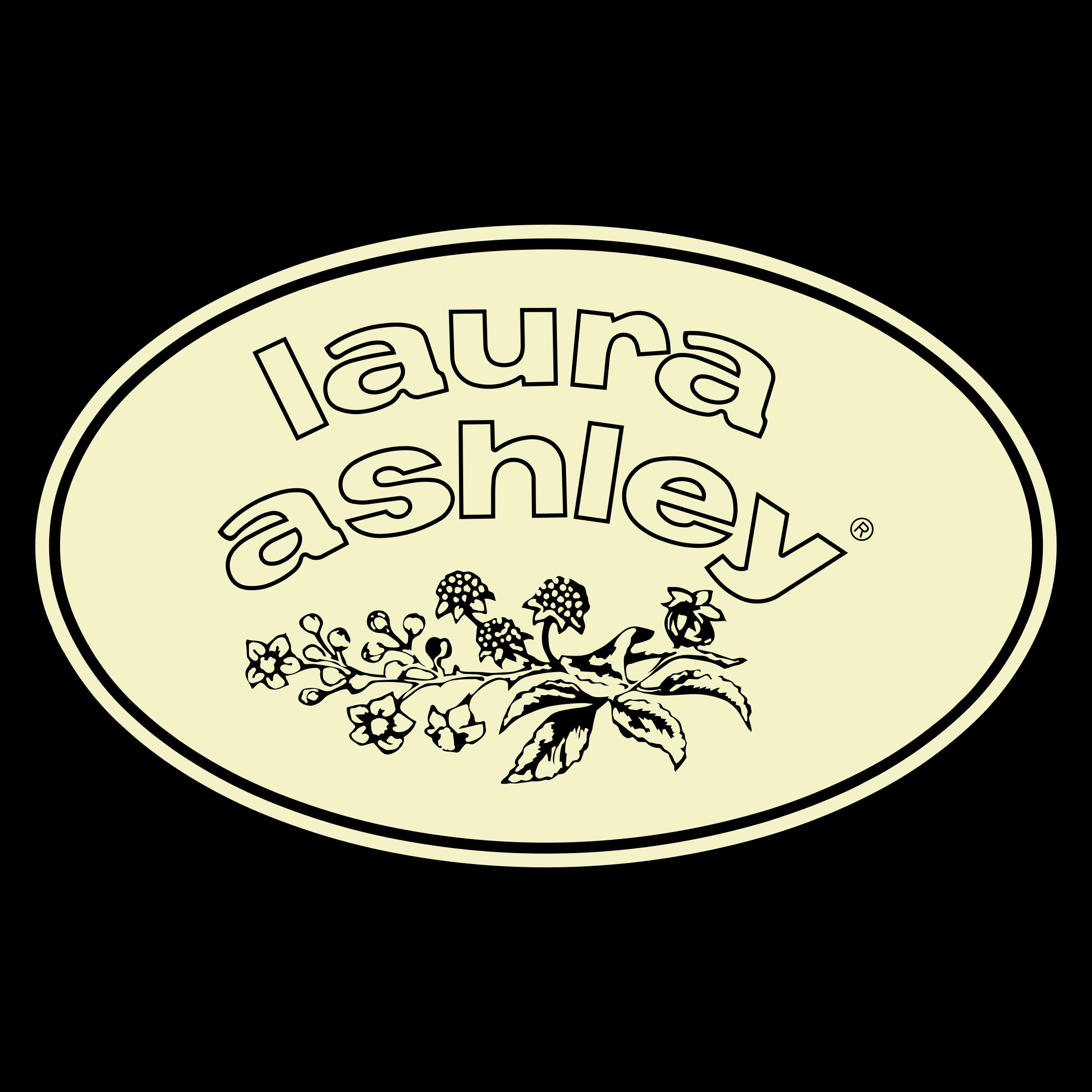 Laura Ashley Logo PNG Transparent & SVG Vector.