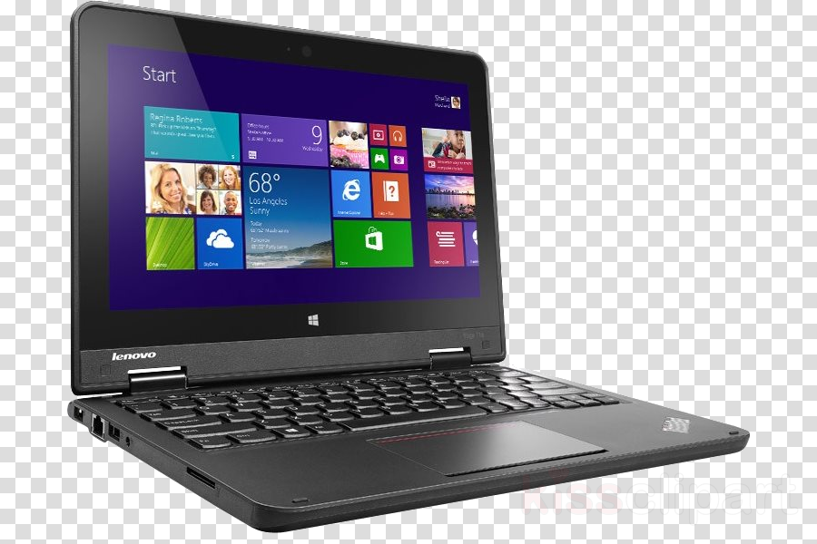 Laptop Clipart Lenovo Thinkpad: best transparent & png.