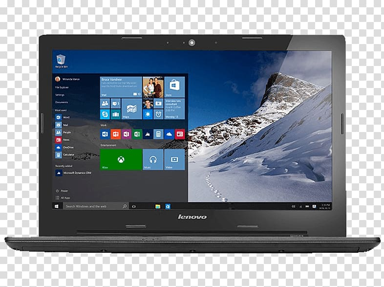 Laptop Lenovo ideapad 100 (15) Lenovo ThinkPad T460s Intel.