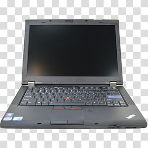 Lenovo Thinkpad T410 transparent background PNG cliparts.