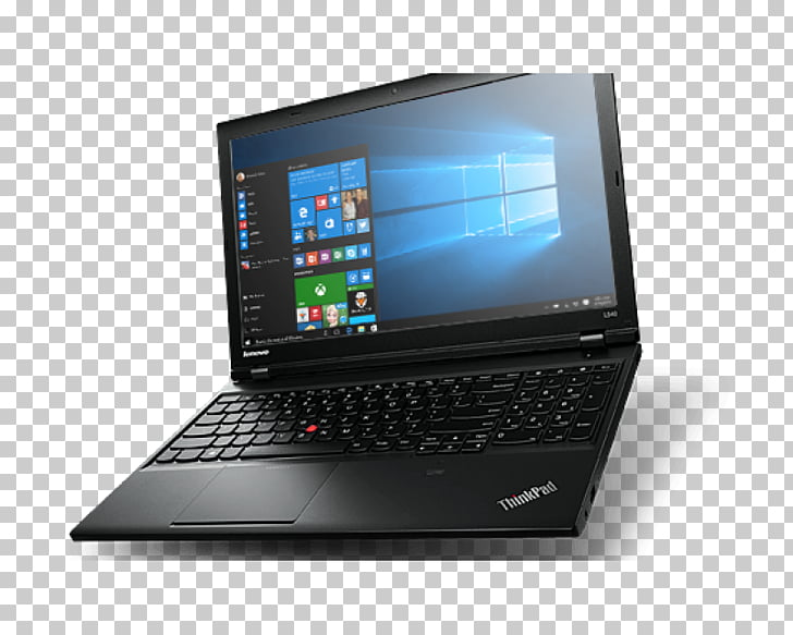 Laptop Intel Core Lenovo ThinkPad, Laptop PNG clipart.