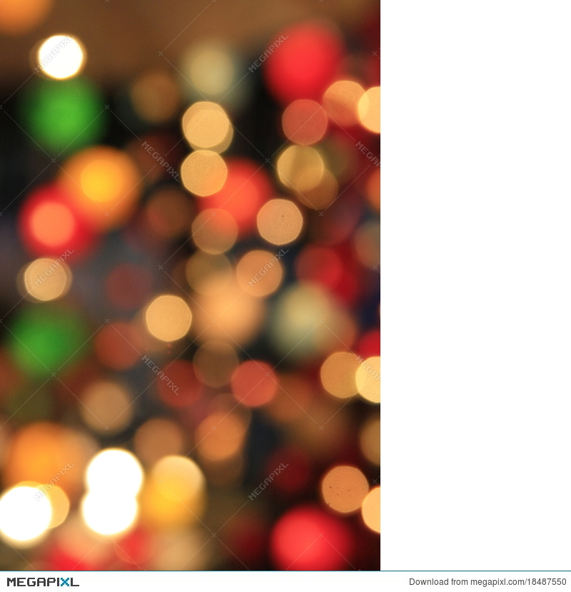 Night Light Lens Blur Background Illustration 18487550.