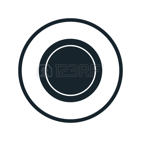 Lens Cap Icon Royalty Free Cliparts, Vectors, And Stock.