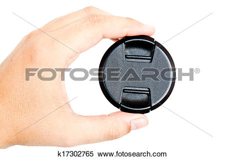 Stock Image of lens cap k17302765.