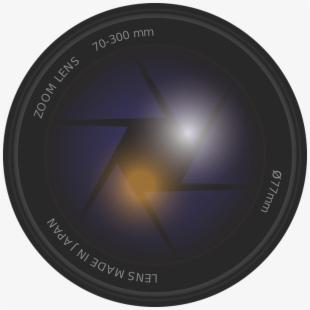 Camera Lens Png Download Image.
