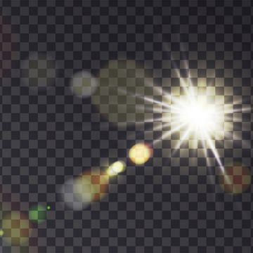 Lens flare clipart zip file download Transparent pictures on.