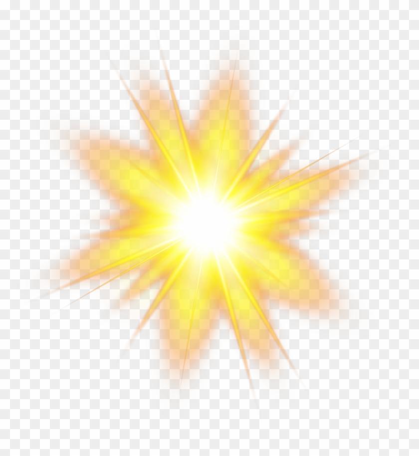 Sun Transparent Effect Png Clip Art Image.