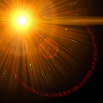300+ Free Lens Flare & Flare Images.