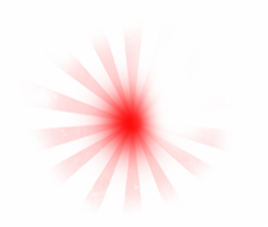 Red Lens Flare Png.