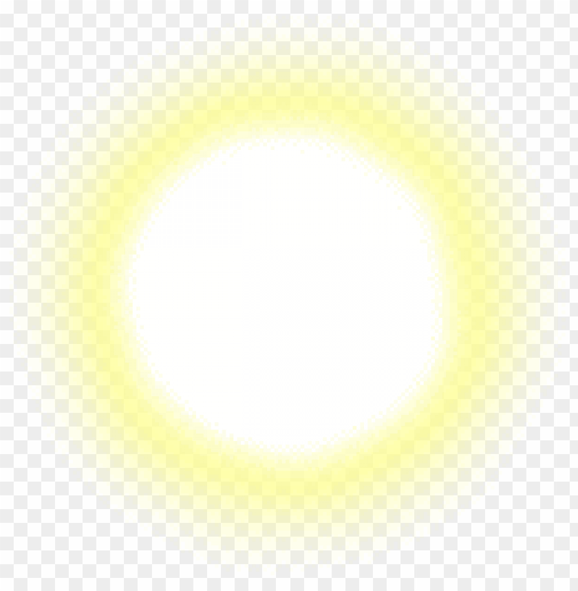 lens flare sun png PNG image with transparent background.