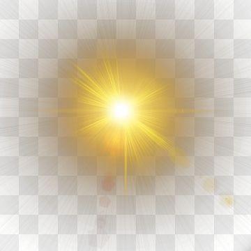 2019 的 Glare Cool Colorful Light, Lens Flare, Beam, Light.