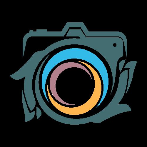 Swirl Camera Lens Logo.