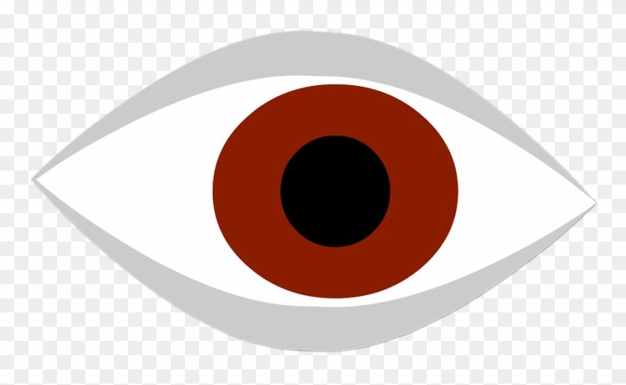 Brown Eyes Clipart Mata.