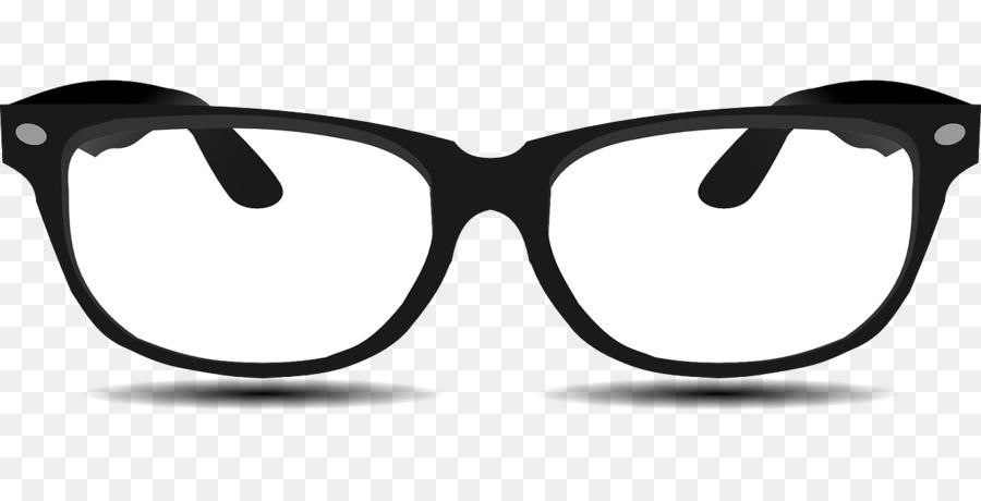 Kacamata Lensa Mata Clip art.