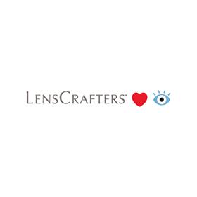 Lenscrafters Logos.