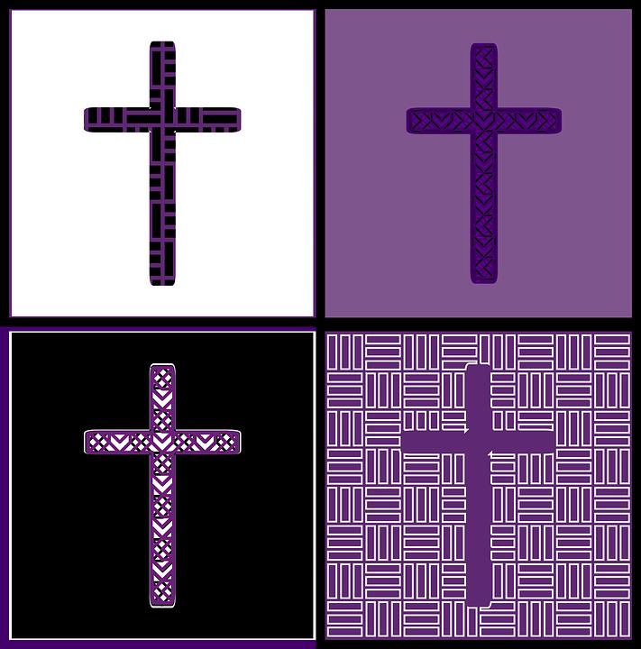 Graphic Lent Clipart.