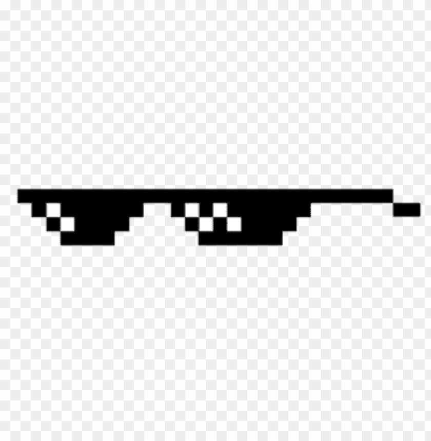 lentes meme PNG image with transparent background.