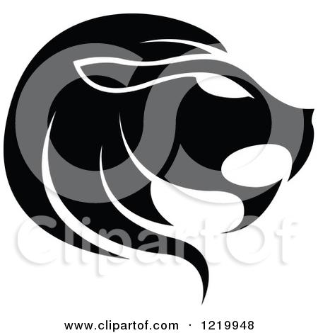 Zodiac leo clipart.