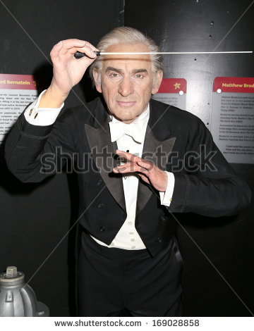 Leonard Bernstein Stock Photos, Royalty.