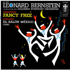 Leonard Bernstein Conducting The Columbia Symphony Orchestra.