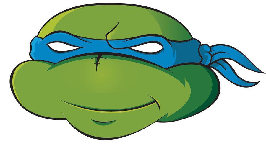 Ninja Turtle Leonardo Clipart.