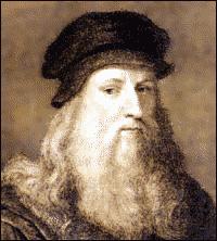 Leonardo Da Vinci Clip Art Download.
