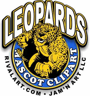 Leopard Clipart on Rivalart.com.